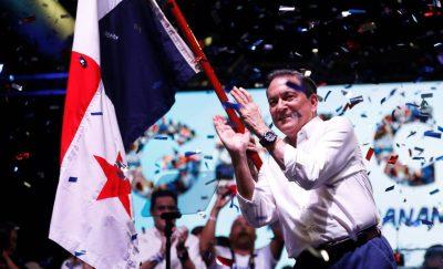 Informe postelectoral. Panamá-ajustada victoria de Cortizo