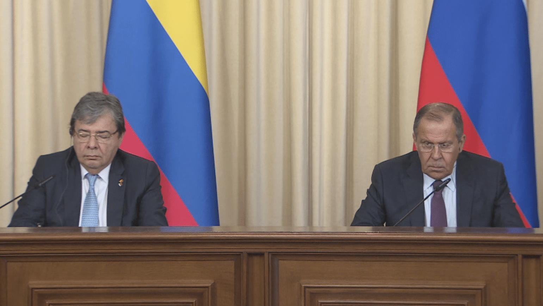 Colombia y Rusia- encuentros diplomáticos agridulces