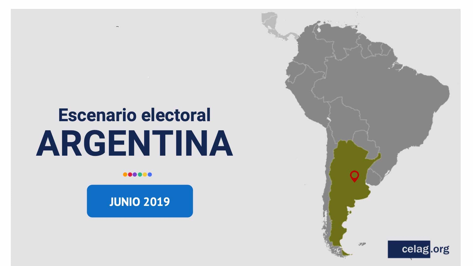 Encuesta electoral Argentina