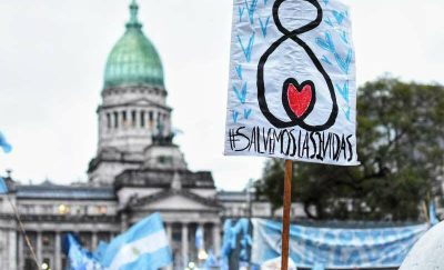 Los antiderechos en la campaña electoral argentina