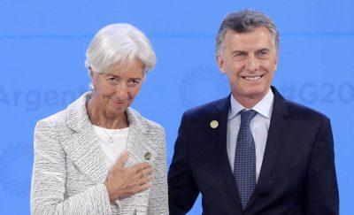 Macri y el FMI- mala puntería para la economía argentina