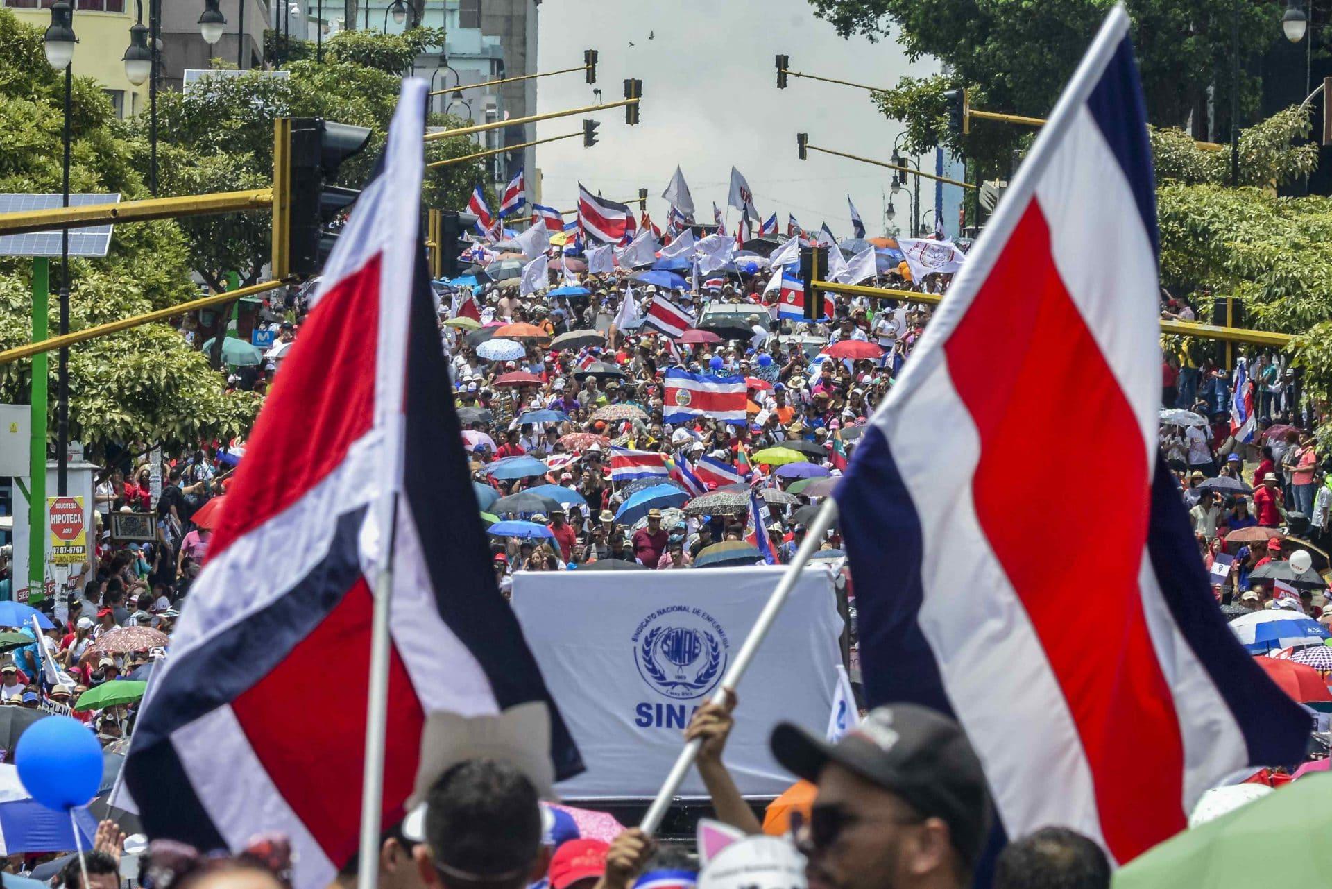 Costa Rica la polarización como estrategia electoral