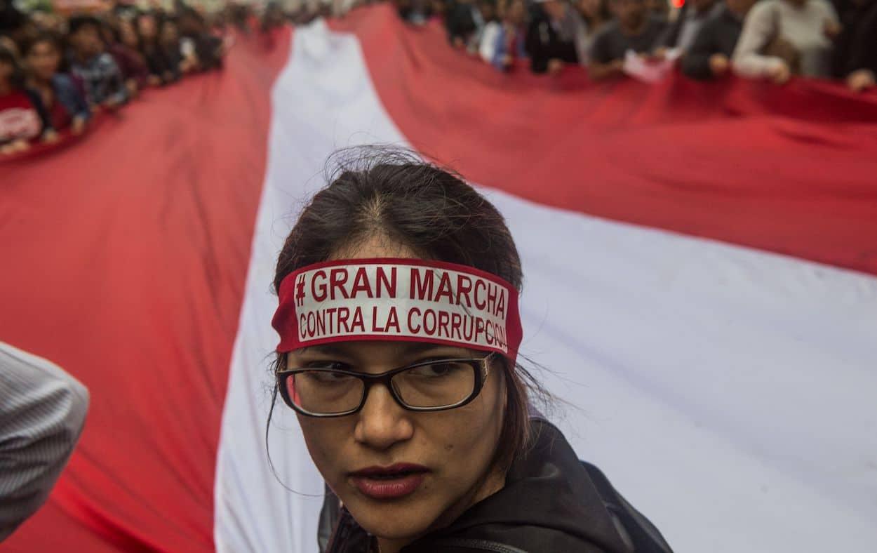 Peru y lo que quedó de la confianza