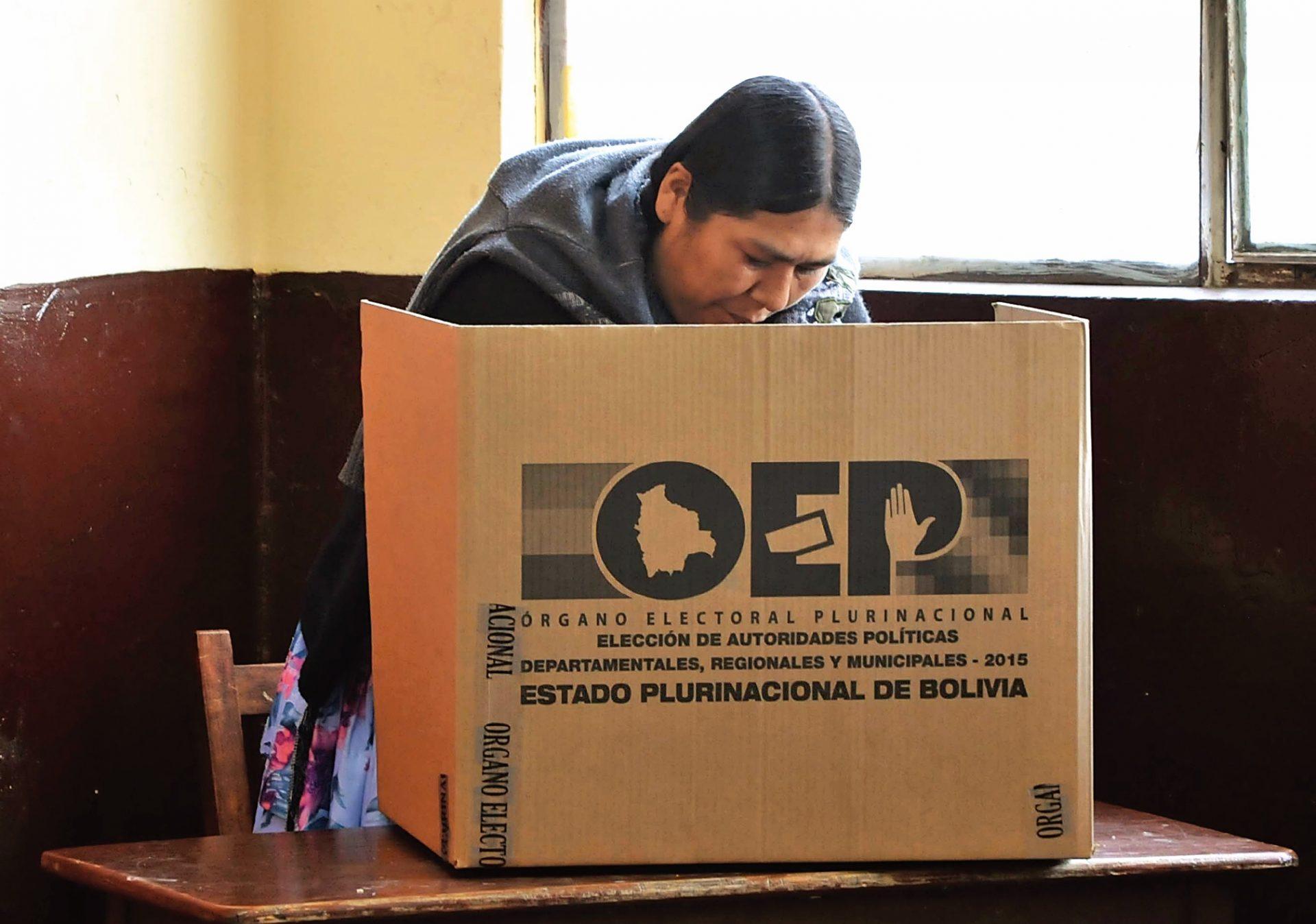 Bolivia- un escenario electoral muy despejado_
