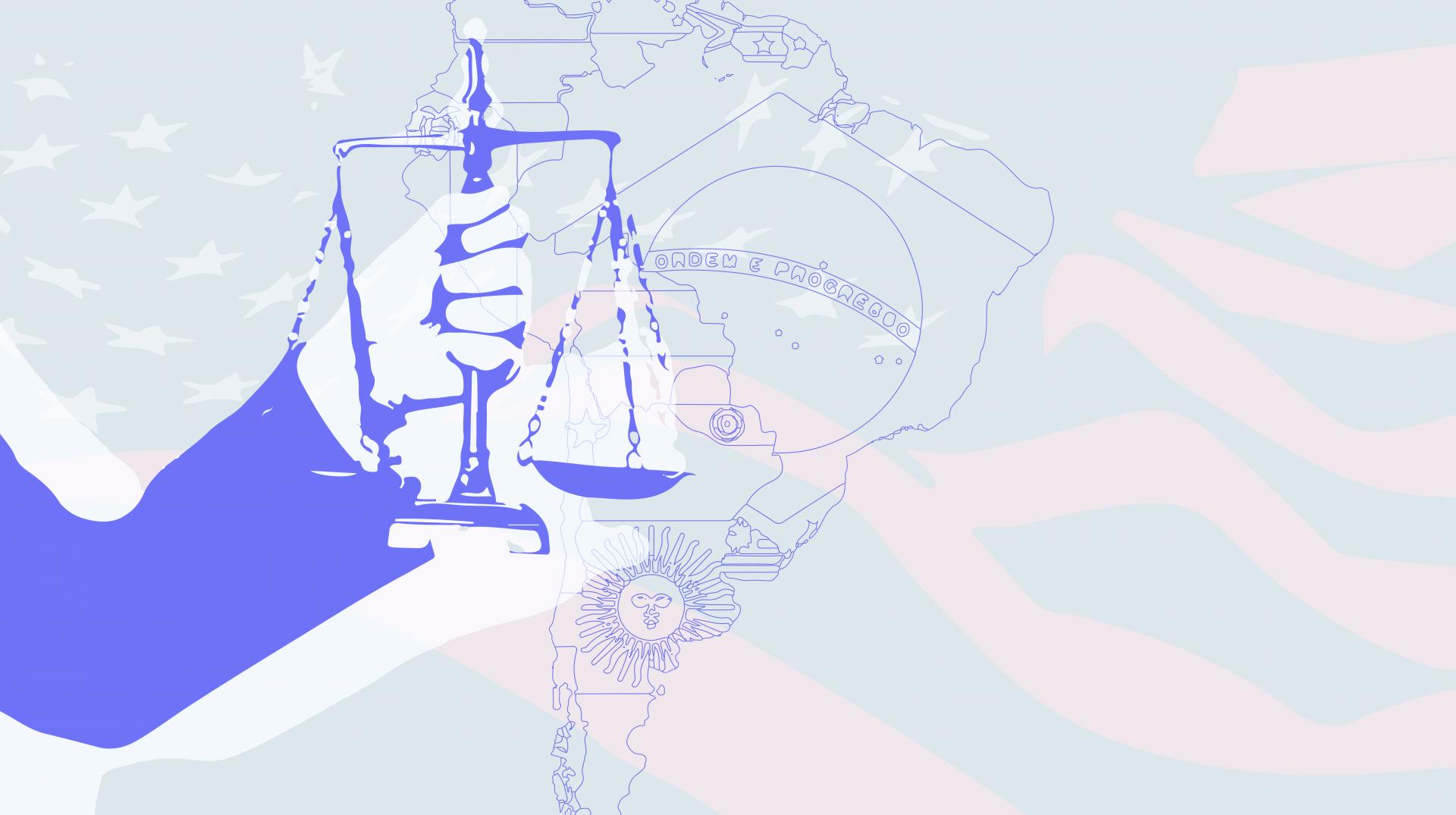 EE. UU. y la asistencia jurídica para América Latina y el Caribe