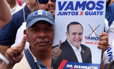 Guatemala- victoria del abstencionismo y la continuidad