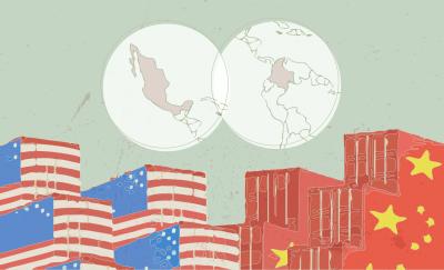 México y Colombia en la disputa entre EE.UU. y China