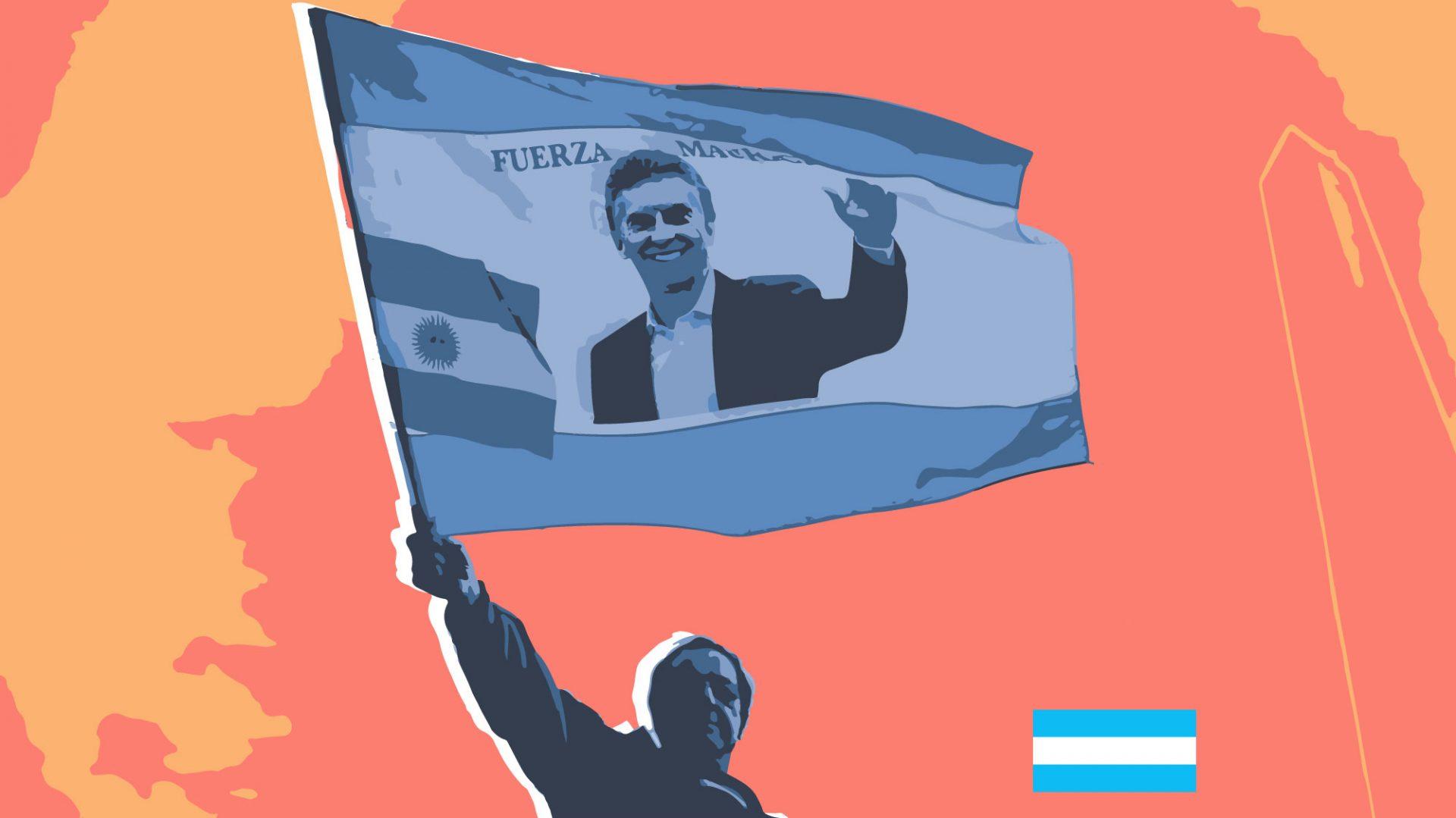 El núcleo duro de Macri