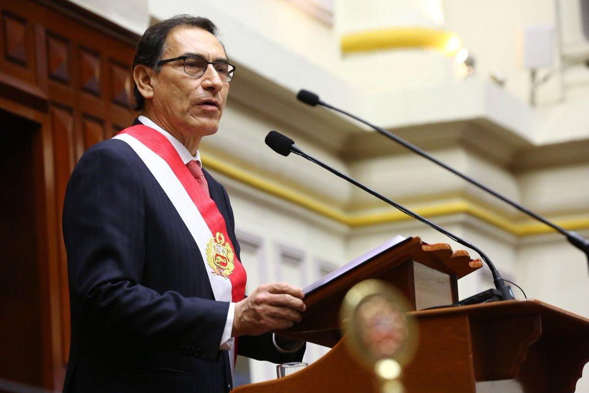 Perú y el juego de la gallina