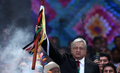 Regresar a los principios- política exterior mexicana en la era AMLO