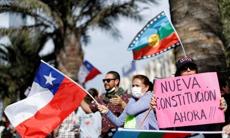 Nueva Constitución y Asamblea Constituyente: la batalla de Chile — CELAG