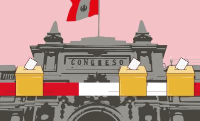 Preelectoral de las legislativas Perú 2020