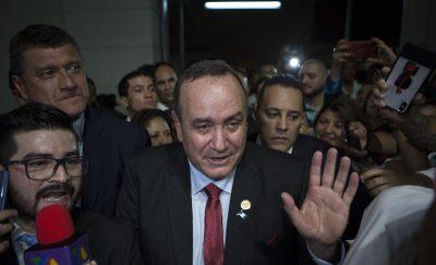 Guatemala: cambio de Gobierno para que nada cambie