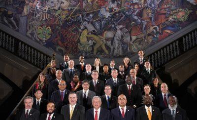 México en la CELAC- regreso a los origenes?