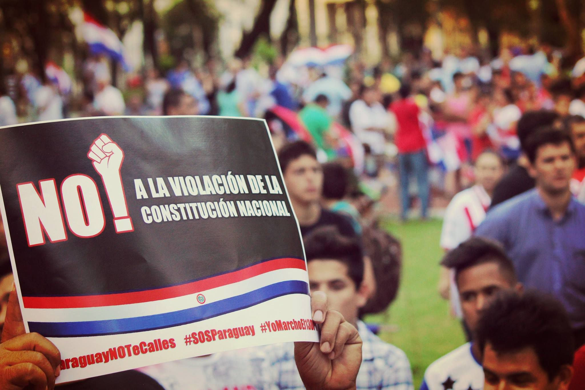 Paraguay: un statu quo agónico pero resistente