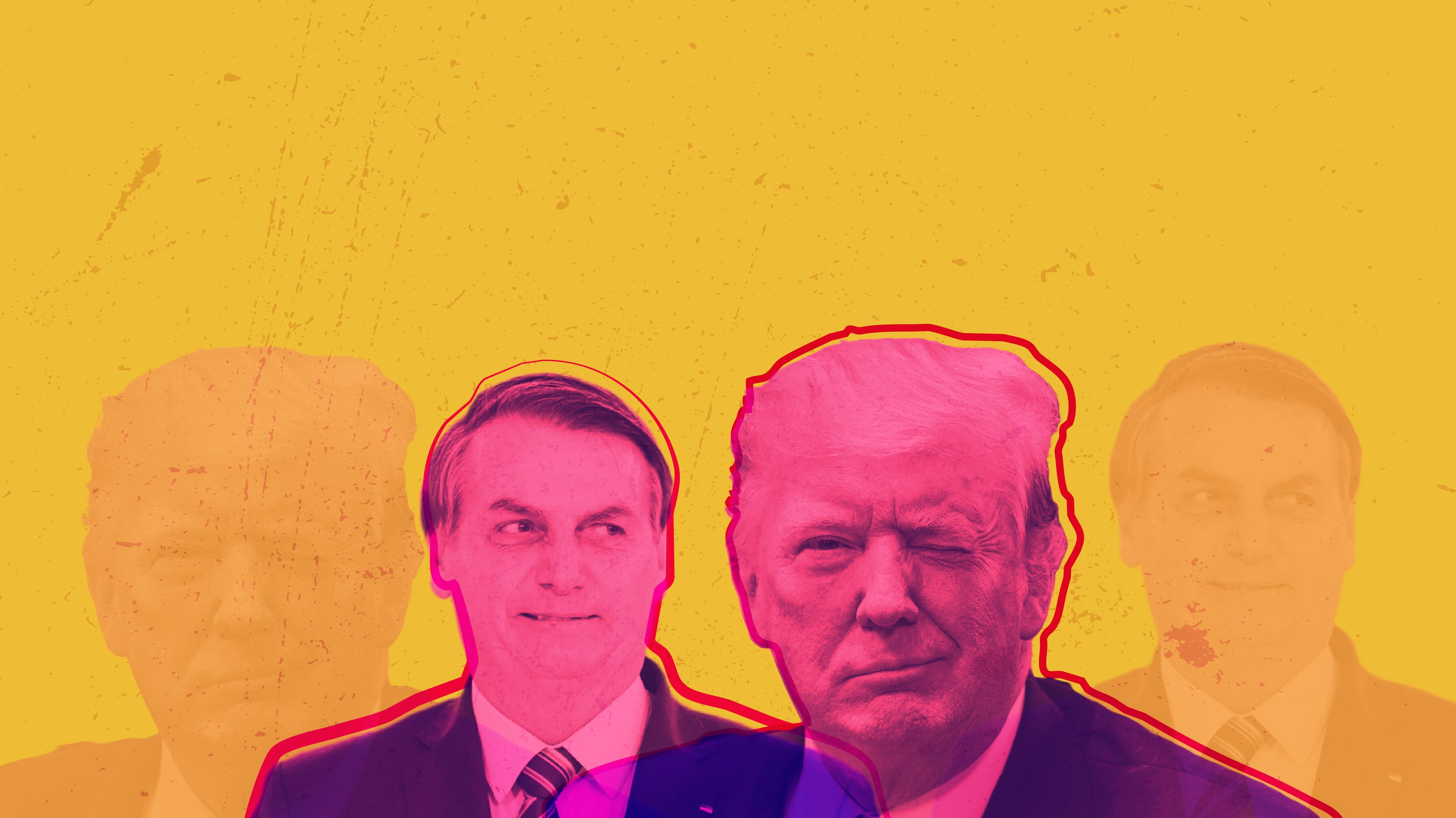 Brasil for sale: Bolsonaro y Estados Unidos
