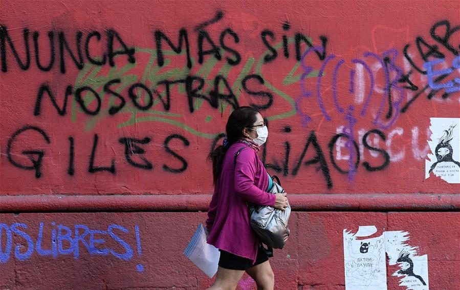 La vía chilena de la pandemia