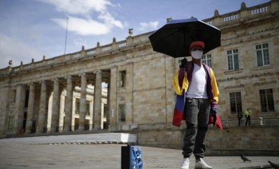 Informe sobre la coyuntura política en Colombia
