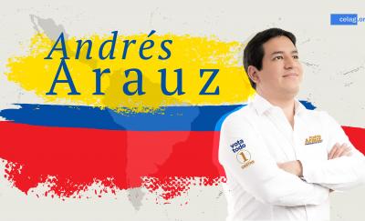 Andrés Arauz, juventud y capacitación para la Presidencia del Ecuador