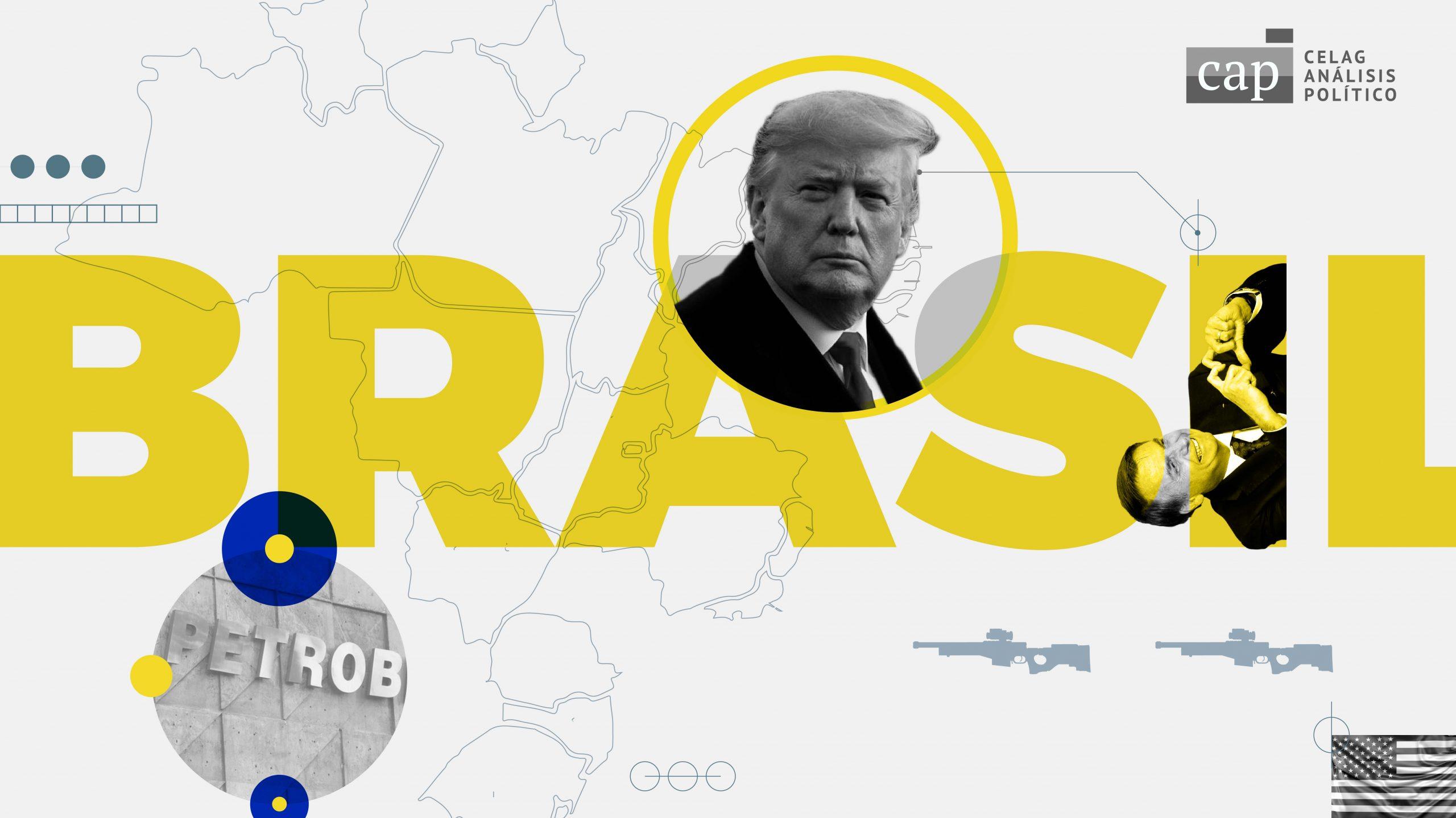 Brasil y sus relaciones con EE. UU.