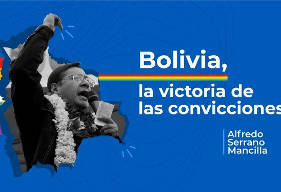 Bolivia la victoria de las convicciones